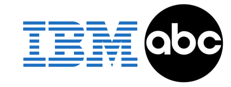 Paul Rand IBM ABC logo